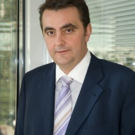 GEORGE KARANTONIS, CEO VCI, General Secretary HAMAC
