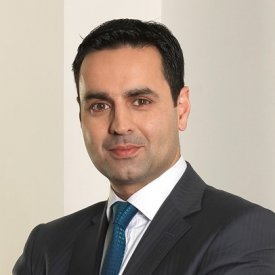 AHMED HASEEB, Strategy & Operations Director for MSD in the UK