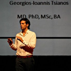 GEORGIOS-IOANNIS TSIANOS, Doctor, Scientist, Athlete, Campaigner for Environmental Biodiversity Conservation