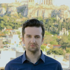 PANAGIOTIS VLACHOS, Public Policy & Communications, Vouliwatch (Co-Founder)
