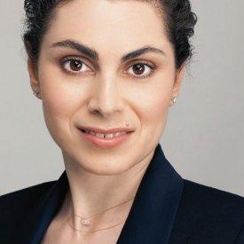 CHRISTINA POUTETSI, Journalist To Vima, Communications Professional